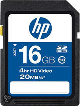 HP SD CARDS CLASS 10 - 16GB