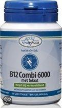 Vitakruid Voedingssupplementen Vitamine B12 combi 6000 & folaat