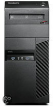 Lenovo ThinkCentre M93p 10A7 - MT - 1 x Core i7 4770 / 3.4 GHz - RAM 4 GB - HDD 1 x 1 TB - DVD-Writer - HD Graphics 4600 - Gigabit LAN - WLAN : 802.11 a/b/g/n, Bluetooth 4.0 - Windows 7 Pro 64-bit - vPro - Monitor : none. - keyboard: English International