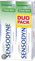 Sensodyne Fresh Mint - 2x 75 ml - Tandpasta