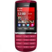 Nokia Asha 300 - Rood