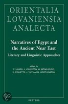 Narratives of Egypt and the Ancient Near East: Literary and Linguistic Approaches