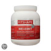 Fitshape Voedingssupplementen 1060-vanille