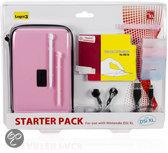 Logic3 Starter Kit Roze DSi XL