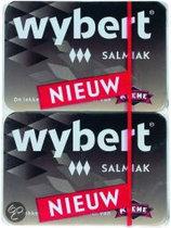 Wybert Salmiak - Duopack - Keeltabletten