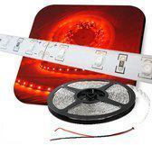 LEDstrip ROOD 5-meter 30 leds/meter waterproof LED strip