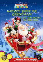 Mickey Mouse Clubhouse - Mickey Redt de Kerstman