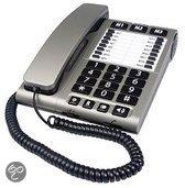 Fysic FX-3150 - Big Button telefoon - Grijs