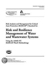 J100 Risk and Resilience Management of Water and Wastewater Systems