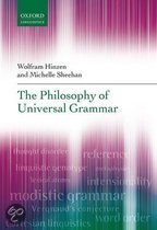 The Philosophy of Universal Grammar