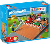 Playmobil Compact Set Gocart - 4141