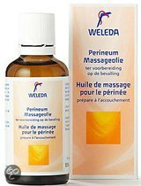 Weleda Perineum - 50 ml - Massageolie
