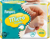 Pampers New Baby - Luiers Maat 0 - Carry Pack 24st