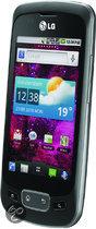 LG Optimus One (P500) - Zwart