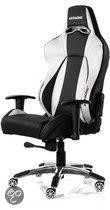 AKRACING Premium Racestoel - Zilver (PS3 + PS4 + Xbox360 + XboxOne + PC + Wii U)