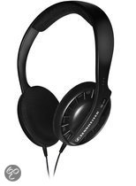 Sennheiser HD-407 -  On-ear koptelefoon - Zwart