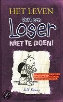 Het Leven Van Een Loser / Deel 5 - Niet Te Doen - Jeff Kinney