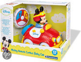 Clementoni Infrarood Mickey Mouse in Auto