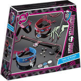 Monster High Lederen Armband Knutselset