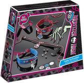 Monster High Lederen Armband Knutselset