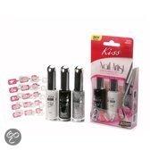 Kiss Nail Artist M.D. Kit Gala - 3 kleuren - Nagellak