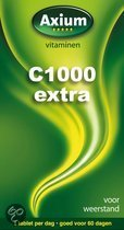 Axium C1000 Extra - 60 Tabletten - Vitaminen