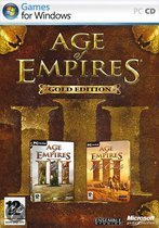 Age of Empires 3 - Gold (AOD & Warchiefs)