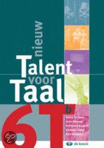Nieuw talent voor taal tso 6 - leerboek (b-richtingen)