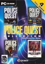 Police Quest Collection (4 Pack)
