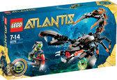 LEGO Atlantis Diepzeestekel - 8076