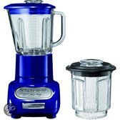 KitchenAid Blender Artisan 5KSB555EBU - Blauw