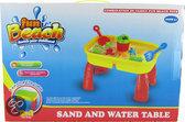 Zand En Water Tafel 9 Delig