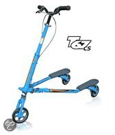 Trikke T67cs - Step - Blauw