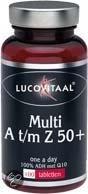 Lucovitaal Multi A t/m Z 50+ - Duopak