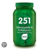 Aov 251 dibencozide&foliumzuur 60 st