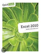 Quickgids Excel 2010