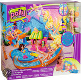Polly Pocket Flip En Zwem Playset