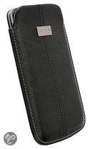 Krusell Luna Pouch voor de Samsung Galaxy Note 4XL - Zwart