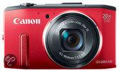 Canon PowerShot SX280 HS - Rood