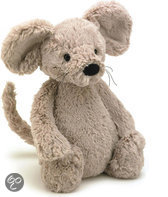 Jellycat Bashful Muis Small