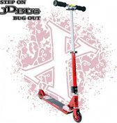 Jd bug Pro street ms136 limited edition pearl red - Step