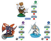 Skylanders Swap Force Adventure Pack ZooLou, Spyro, Chill Wii + PS3 + Xbox360 + 3DS + Wii U + PS4