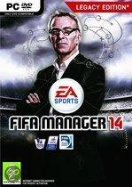 Foto van FIFA Manager 14