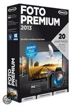 Magix Foto Premium 2013 - Fotos op DVD 2013 Deluxe & Graphic Designer 8
