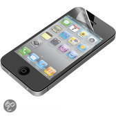 Belkin Screenprotector voor iPhone 4/4S - Anti-Glare