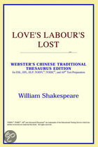 Love'S Labour'S Lost (Webster'S Chinese-