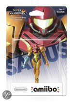 Nintendo amiibo figuur - Samus (Wii U + New 3DS)