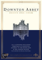 Downton Abbey - Seizoen 1 t/m 4