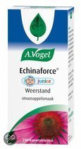 A.Vogel Echinaforce junior - 80 Kauwtabletten - Voedingssupplement