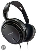 Philips SHP2000 - Over-Ear Koptelefoon - Zwart
